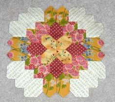 Inklingo Projects: and even more Patchwork of the Crosses