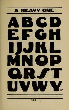 Public Domain: Studio handbook lettering over 250 pages, lettering, design and layouts, new alphabets Typography Alphabet, Typography Love, Hand Lettering Fonts, Types Of Lettering, Vintage Typography, Lettering Design, Type Fonts, Vintage Fonts, Retro Font