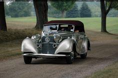 Mercedes -Benz 1938 540K