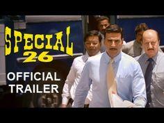 ▶ Special Chabbis - OFFICIAL Trailer 2013   Akshay Kumar   Manoj Bajpayee   Anupam Kher - YouTube