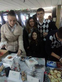 Благотворителен търг с участието на ученици от Младежки съвет по наркотични вещества | ОбСНВ - Благоевград