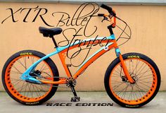 Just an awesome BMX type of ride