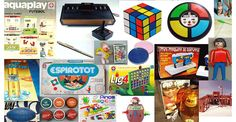 Lista com os 40 brinquedos mais divertidos de todos os tempos. Para você recordar e entrar em um clima de nostalgia gostoso dos anos 60,70, 80 e 90.