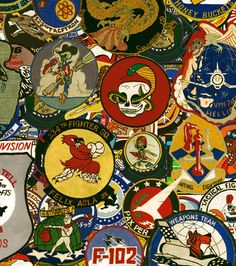 US Military Patches - #military #patches