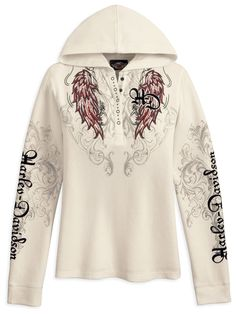This one is for you Dena, Harley Davidson Hoodie!!!  Maybe you'll earn your wings.                                                                                                                                                                                 More