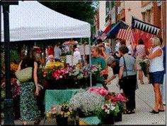 Perrysburg Farmers Market - Thursdays in the summer