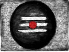 bindi symbol associated with Shaivism - hindu god Shiva.