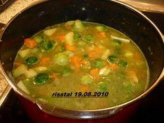 Rosenkohl-Kartoffel-Eintopf