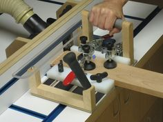 Router Table Coping Sled - by Mainiac Matt @ LumberJocks.com ~ woodworking community
