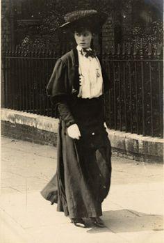 London, Cromwell Road, 1906