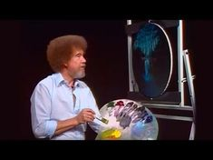 Bob Ross - Splendor of Autumn (Season 28 Episode Bob Ross Painting Videos, Bob Ross Paintings, Forest Falls, Deep Forest, Bob Ross Happy Trees, Pinturas Bob Ross, Robert Ross, Bob Ross Quotes, Bob Ross Art
