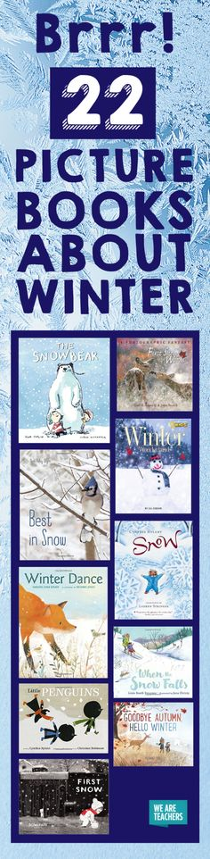 Best Winter Picture Books for the Classroom - WeAreTeachers