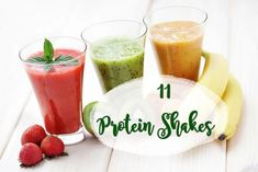 11 Protein Shakes for Weight Loss - https://www.all4health.co/11-protein-shakes-weight-loss/