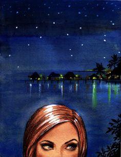watercolor A4