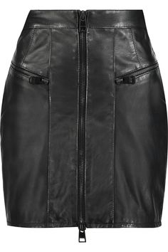 Shop on-sale Just Cavalli Textured-leather mini skirt. Browse other  discount designer Skirts & more on The Most Fashionable Fashion Outlet, THE  OUTNET.