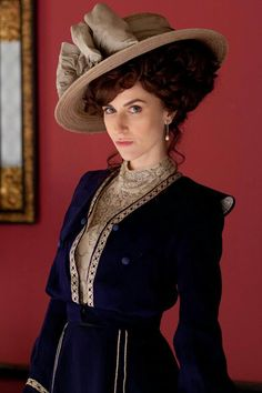 Lady may takes the cake for the most fabulous! On Mr. Selfridge himself could beat her!!!