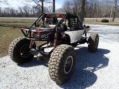 Rock Crawler Buggy 4x4