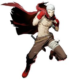 View an image titled 'Akihiko Sanada Art' in our BlazBlue: Cross Tag Battle art gallery featuring official character designs, concept art, and promo pictures. Character Design References, Game Character, Character Concept, Concept Art, Character Drawing, 3d Fantasy, Anime Fantasy, Fantasy Character Design, Character Design Inspiration