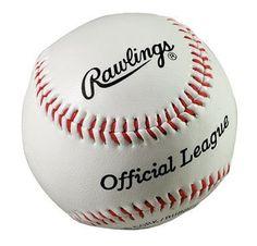 Amazon.com: Rawlings Official League Baseball 5 oz.: Sports & Outdoors