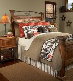 Thank you. You will receive a $1 off coupon during checkout. Cowboy Rodeo Western Bedding