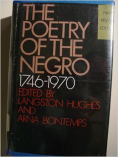 The Poetry of the Negro 1746 - 1970 Books To Buy, I Love Books, Good Books, Books To Read, Books By Black Authors, Black Books, Book Club Books, Book Lists, Book Bar