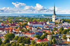 かなりITが進んでいるおとぎの国?エストニアの首都「タリン」可愛い世界遺産の街 | RETRIP