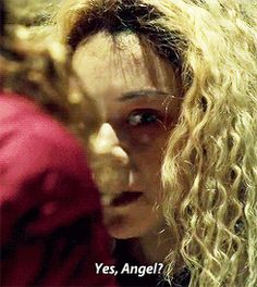Helena. Orphan Black. Where we see Helena beginning to truly question her orders.