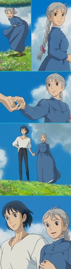 Howl's Moving Castle 6 ;)
