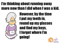 Running away e-card - Meme Collection Cute Quotes, Best Quotes, Funny Quotes, Funny Memes, Running Humor, Quotes And Notes, Funny Thoughts, Twisted Humor, Dad Jokes