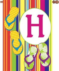 Premier Kites 52448 Summer Monogram House Flag, Letter H, 28-Inch by Premier Kites. $25.00. Measures 28-inch width by 40-inch length. High quality fade resistant summer monogram house flag is perfect for the home or cottage. Available in letter H. Very useful to mark group areas, sections or locations. Letters can be read correctly on both sides of the flag. This high quality fade resistant summer monogram house flag is perfect for the home or cottage. Very useful to ma...
