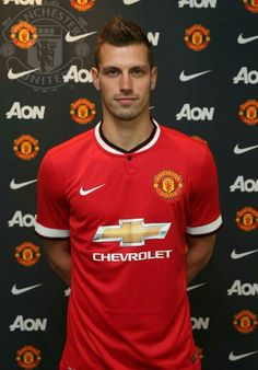 Last week Manchester United announced the signing of Southampton midfielder Morgan Schneiderlin for a fee believed to be around although bonus payments are likely to see this rise to. Manchester United Official, Manchester United Football, Manchester England, Michael Carrick, Sharon Jones, English Premier League, Man United, Sexy Girl, Soccer Players