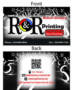 Business Card Design by Magic Designs World