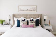 Mapleton New Build Master Bedroom - House of Jade Interiors Blog