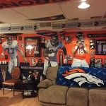 If you love the Denver Broncos you are going to love this. These are some of the coolest Broncos man caves we have ever saw. 10) 9) 8) 7) 6) 5) 4) 3) ...
