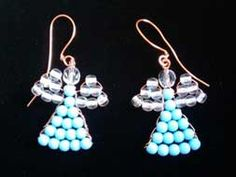 Earrings with Glass Beads - Fire Mountain Gems and Beads