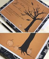 halloween wedding invitations - Google Search