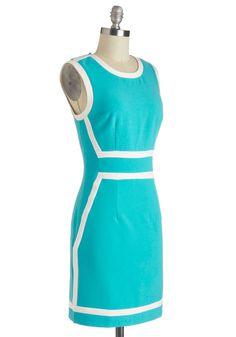 Arrondissement to Be Dress | Mod Retro Vintage Dresses | ModCloth.com