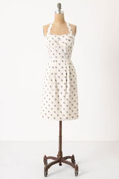 sincerely paris halter dress