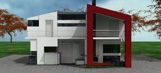 House Niki, Larissa, 2010 Garage Doors, Outdoor Decor, House, Home Decor, Decoration Home, Home, Room Decor, Home Interior Design, Homes