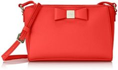 【LIMITED in 10Buck】 kate spade new york Renny Drive Sienna Cross Body Bag $198 at Amazon $198-35.6 at 10Buck