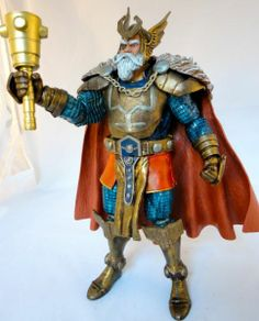 Custom Odin action figure