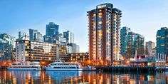 $100 -- Vancouver 4-Star Harborfront Hotel | Published 1/9/2013