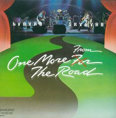 Lynyrd Skynyrd One More From The Road Vinyl Double Record Album Set