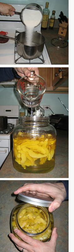Make Limoncello with us! (part 2)