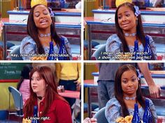 Lol that's so raven