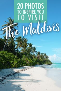 The Maldives has been a destination that has been on my bucket list for some time. Earlier this year, I got to visit the island destinations for four days, and as a lover of bikinis, ocean and diving, I couldn't have been more excited. The Maldives are truly paradise...and I can't wait to go back!