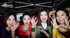 [OFFICIAL] 140816 Red Velvet - MBC Show Champion back stage pic.twitter.com/L6UD9VZ2NQ