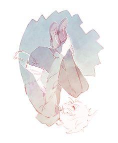 anime, anime boy, and nagito komaeda image