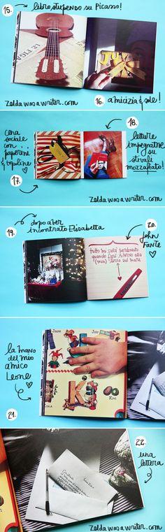 P'tit 2013, il libro | Zelda was a writer