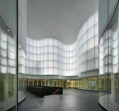Milano, completata la Città delle Culture di Chipperfield - 500 mq di acciaio e cristallo delineano il nuovo modo di vivere la cultura